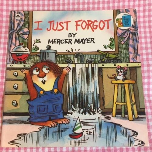 I Just Forgot  (Little Critter)  ※特価