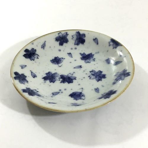 桜京平五寸皿