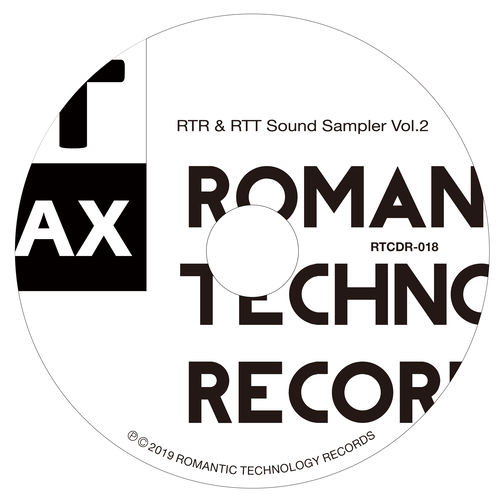 RTR & RTT Sound Sampler Vol.2