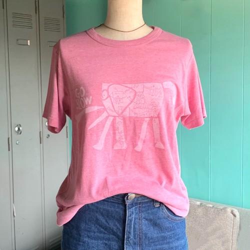 アートTシャツ 【GO SLOW】