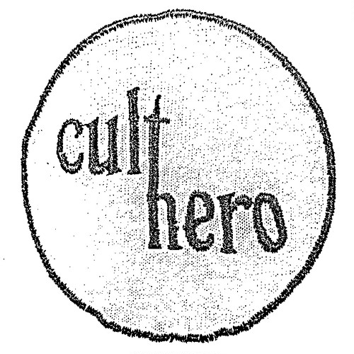 cult hero t-shirt