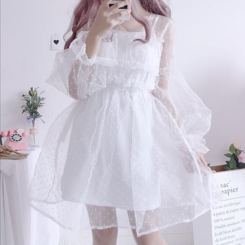 天使の少女 ワンピース