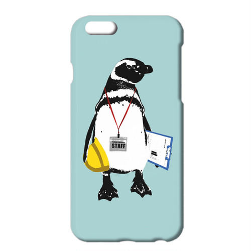 送料無料[iPhone ケース] STAFF Penguin