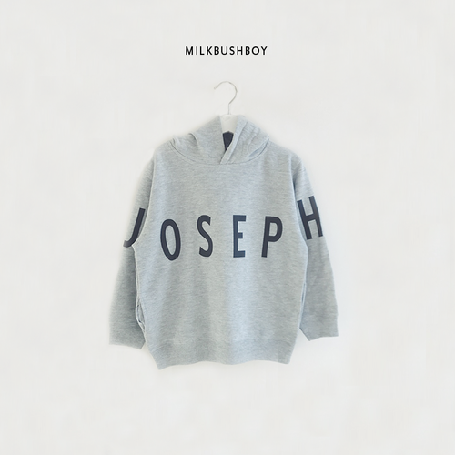KIDS HOODED SWEAT 【JOSEPH】