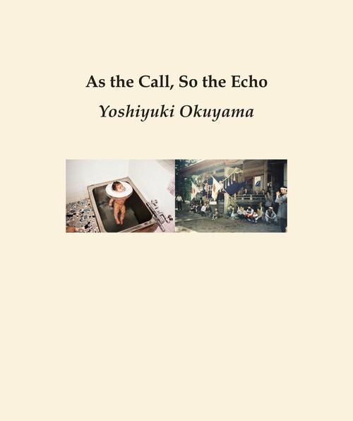 【サイン本】As the Call, So the Echo|奥山由之