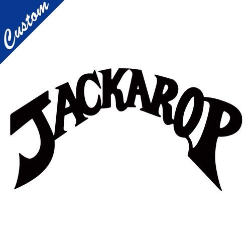 【CUSTOM】CLASSIC JACKAROP TAG