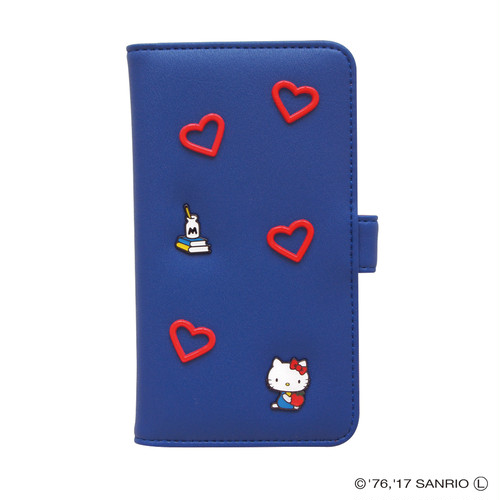 SANRIO/METAL PARTS MULTI MOBILE COVER/YY-SR008 KT
