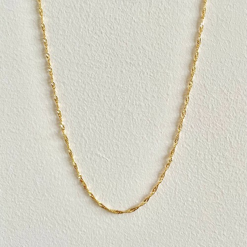 【GF1-13】20inch gold filled chain necklace