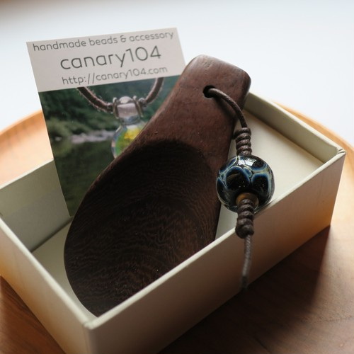 【静岡】canary104   handmade glass beads and accessories