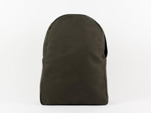 SIMPLE BACKPACK - OLIVE