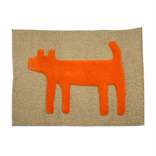 House Doggy Mat(S) レッド