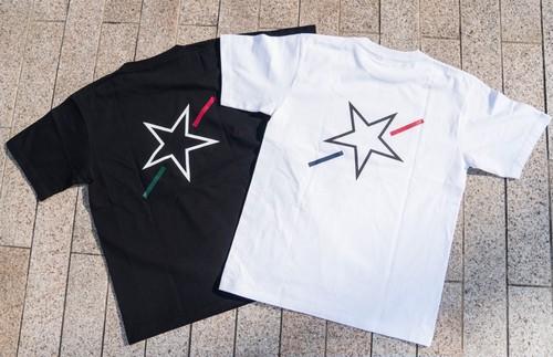 【FRA star T-shirt】/ white