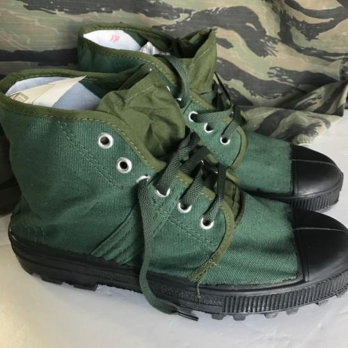 再入荷‼️NVA COMABT BOOTS 北ベトナム ブーツ size7、8