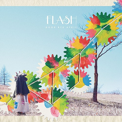 3rd mini album「FLASH」