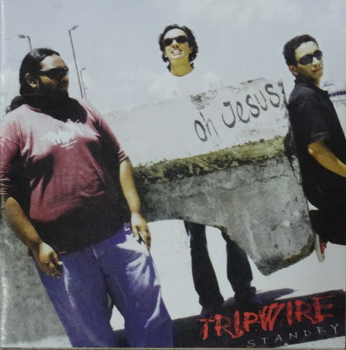 TRIPWIRE - Stand By CD