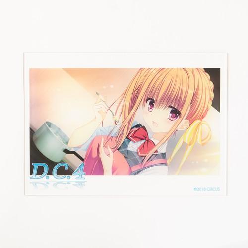 D.C.4 ~ダ・カーポ4~アクリルパネル【2L判】-逢見諳子-
