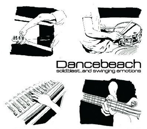 "DANCEBEACH  ""SOLID、BLAST... AND SWINGING EMOTIONS"" / CD"