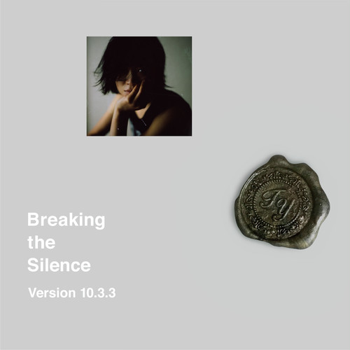 [CD] Toshiyuki Yasuda: Breaking the Silence (Version 10.3.3) (Gray × Moss Green)
