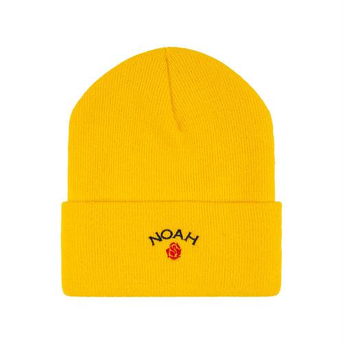 Rose Logo Beanie(Yellow)