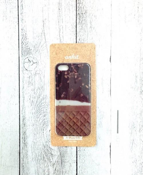 クッキーアイス iphone 5、5s  i phone SEケース
