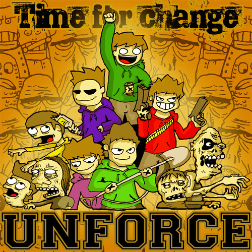 UNFORCE - Time For Change CD