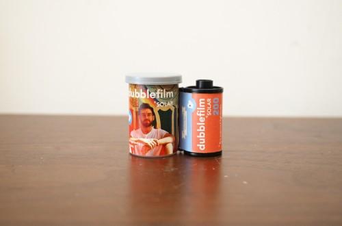 【カラーネガフィルム 35mm】dubble film(ダブルフィルム)SOLAR  36枚撮り
