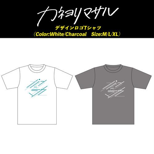 【カネヨリマサル】デザインロゴTシャツ
