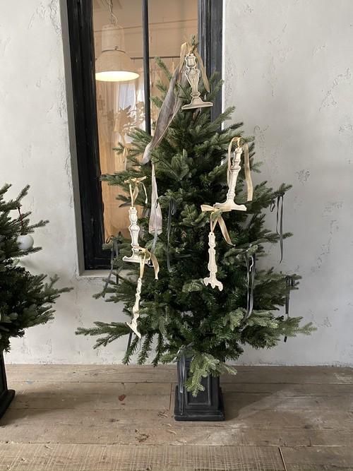 クリスマスツリー(150cm)オーナメント片面