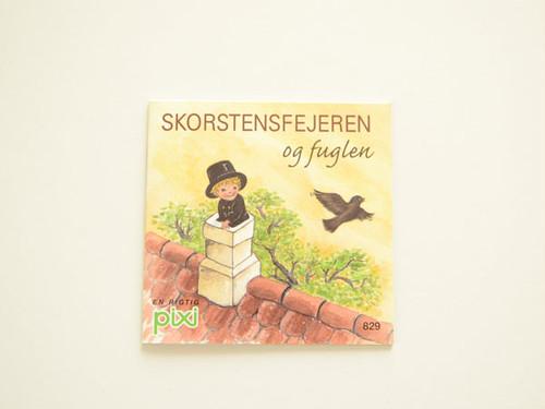 ピクシー絵本「Skorstensfejeren og fuglen」