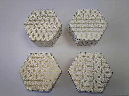 【4個セット】コトタマテバコ(言玉手箱落) 白色