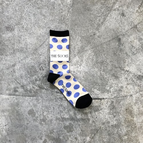 Thesocks MARU WHT/SAX