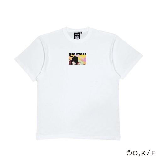 MFC STORE × 炎炎ノ消防隊 JOKER TEE / WHITE