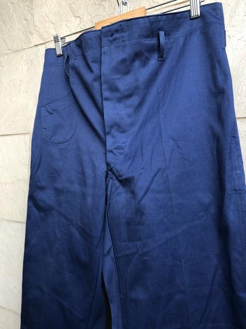 Deadstock 1960s〜 Japanese railroad trousers