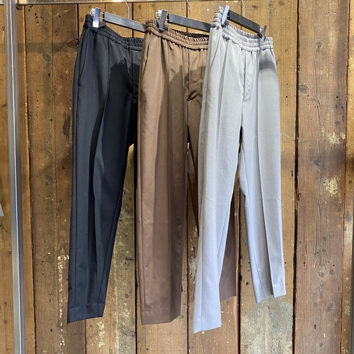 08sircus / mens / High count poplin pants
