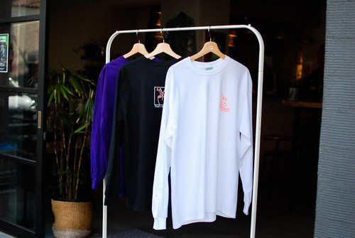 Charity【UNISEX】Stay gold Long Sleeves