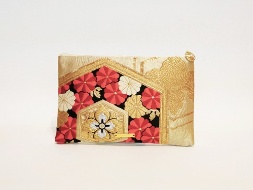 Mini Clutch bag〔一点物〕MC064