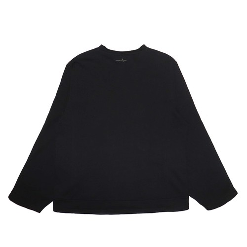 FIRST AID TO THE INJURED Baloch Sweater BLACK