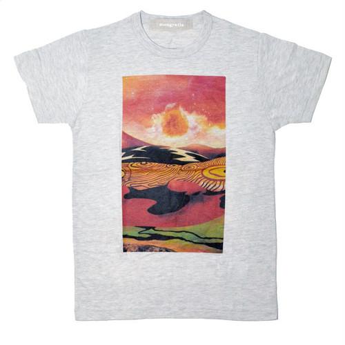 roph recordings x meagratia T-shirts