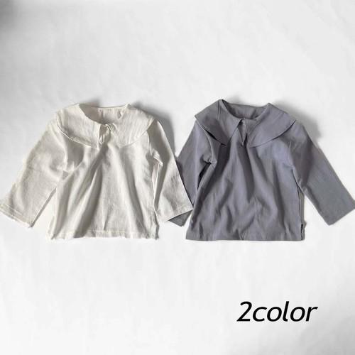 ビッグカラーシャツ【T122】
