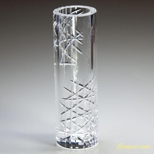 クリスタル花瓶T1325