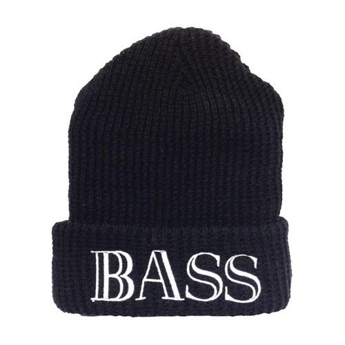 BASS Beanie Black - iDonStore