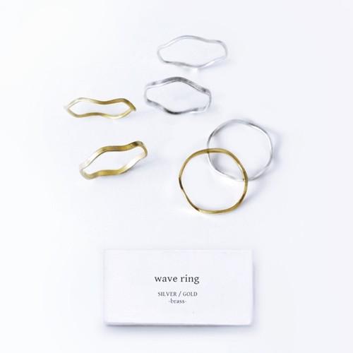 [wave ring ] B339B17