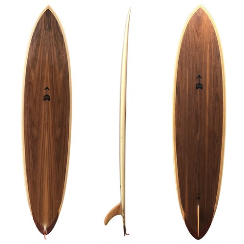 "Hess Surfboards Moraga 7'11"" (Used)"