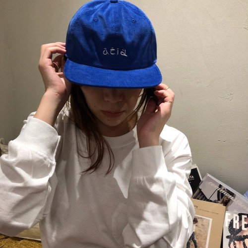 HOLE AND HOLAND【acid cord cap】