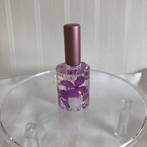 アトマイザー 4ml   花ピンク系 パフューム ハーバリウムアトマイザー