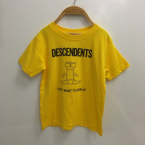 "DESCENDENTS / ディセンデンツ : ""I DON'T WANT TO GROW UP"" T-SHIRTS"