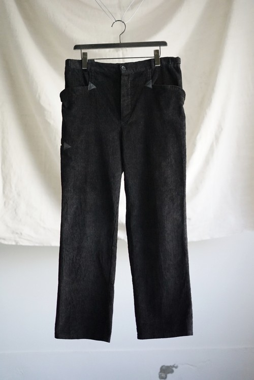 German Vintage - Officer Corduroy Pants