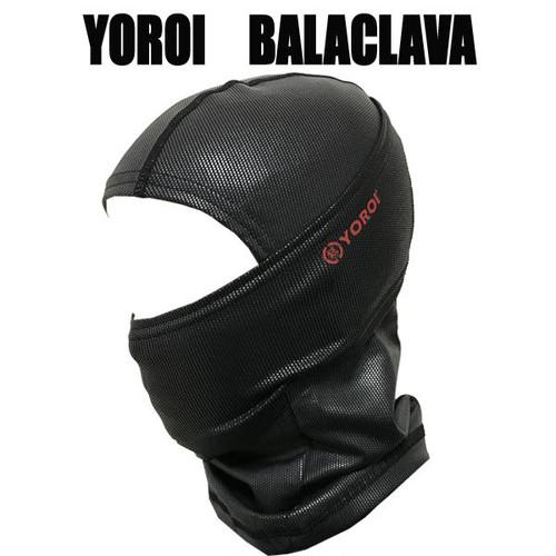 鎧 バラクラバ NJB 目出し帽  フェイスマスク インナーマスク 速乾のラッシュ素材!