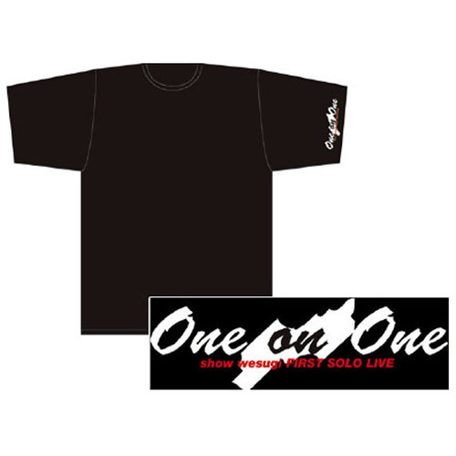 One on OneTシャツ