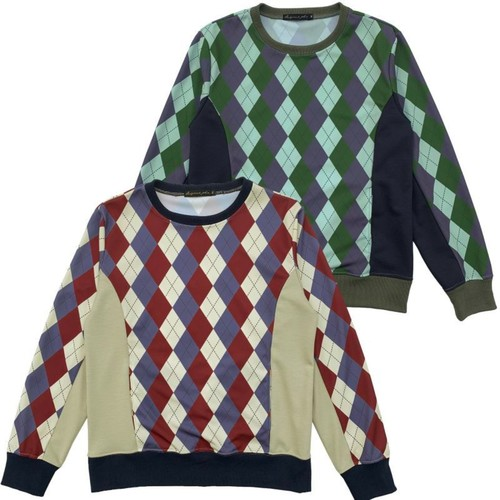 【2月入荷予定】Original John | ARGYLE JUMPER [CT402]